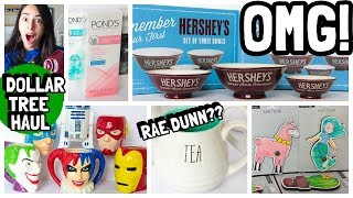 BEST DOLLAR TREE HAUL EVER JUNE 2019 NEW FINDS