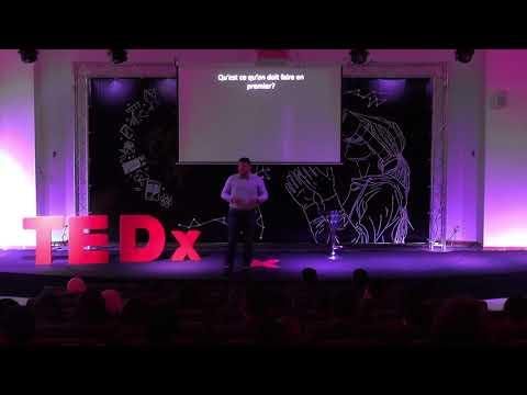 """"""" Planifier votre futur """" , le grand mythe    Hichem BAGHARNOUT   TEDxHECAlger"""