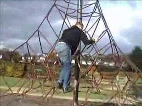 Burgess Hill Uncovered: Red Rope Pyramid Challenge pt3