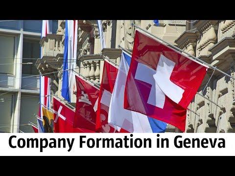 Company Formation in Geneva