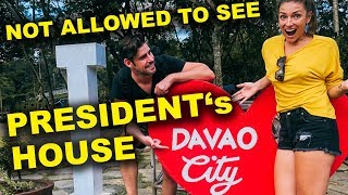 STOPPED by MILITARY while exploring DAVAO CITY - Philippines Vlog