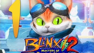 Let's Play BLiNX 2: Masters of Time and Space, ep 1: Ya done goofed