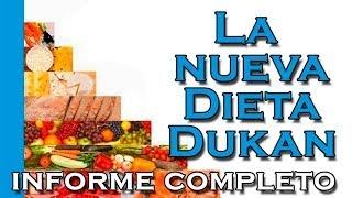 la nueva dieta dukan escalera nutricional
