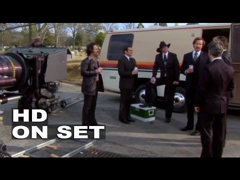 Anchorman 2: The Legend Continues: Behind the Scenes (Complete Broll) Will Ferrell