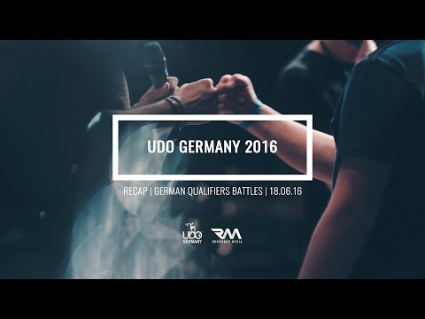 UDO GERMANY 2016 - GERMAN QUALIFIERS BATTLES [Official Recap] // by Roschkov Media