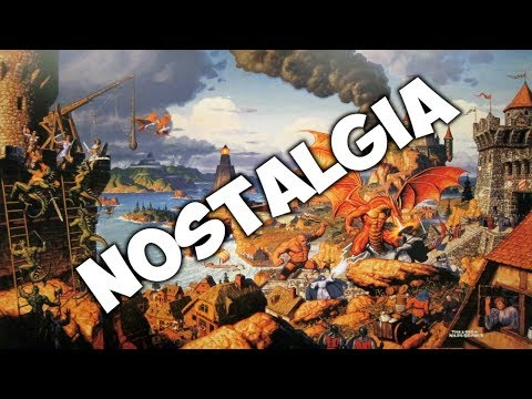 Ultima Online Nostalgia (2019) – [Part 1]