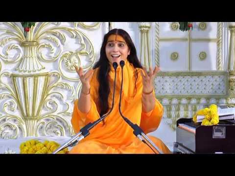 Divya Darshanik Parvachan by Sushri Braj Bhuvaneshwari Devi Ji (Didi Jee) Day 1 Part-2