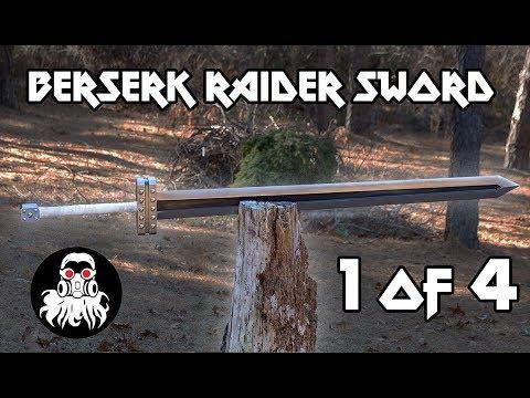 Raider Sword Part 1 of 4 thumbnail