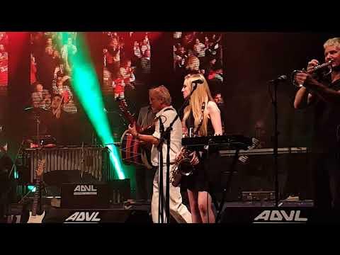 Darko Rundek Live Nisville 2017 - Makedo