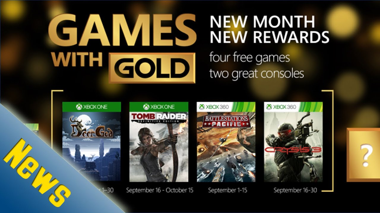 Xbox Games With Gold March 2018 Youtube