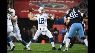 Colts Beat The Titans To Make The Playoffs: Colts vs Titans Recap