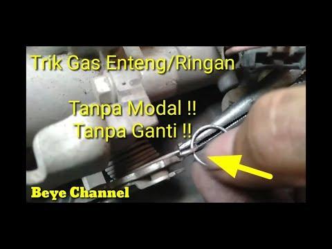 Trik Cara Gas Ringan/enteng Honda Beat Scoopy Injeksi