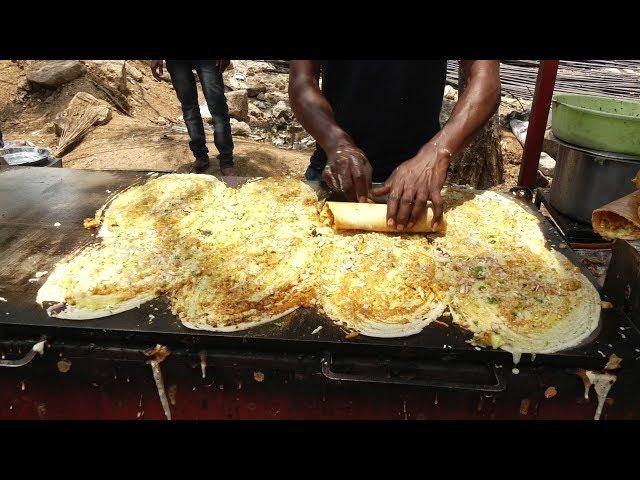 Tasty Dosa in Madhapur    మాధాపూర్లో దోసెలు ఎంత ఫేమస్సో తెలుసా..?