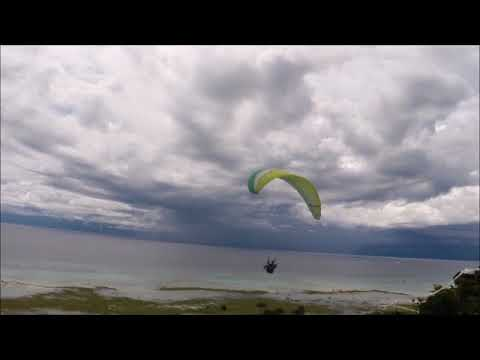 Paragliding in Loon, Bohol