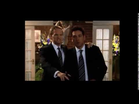 Barney Stinson - Wait for It Almost there