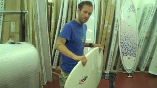 Jeff from the Wetsuit Centre & Sorted Surf Shop walks you through t...