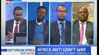 Bottomline Africa: Marking the Africa corruption day