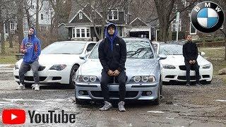 BMW Car Guys Talk YouTube! *LIVE*