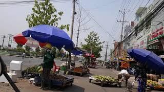 Chợ Thuận Đạo Bến Lức Long An Nhộn Nhịp Cả Ngày