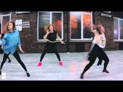 Jess Glynne - Dont Be So Hard On Yourself choreography by Nargiz Radz - Dance Centre Myway
