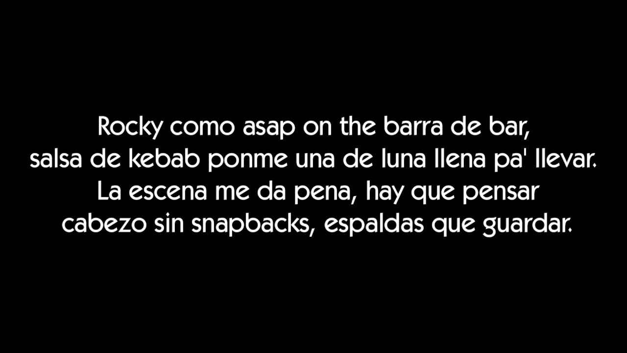 Prefijo91 - Ven a pudrirte conmigo [LETRA] - YouTube