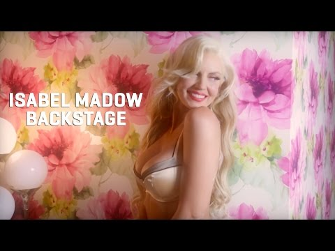 Isabel Madow | Backstage