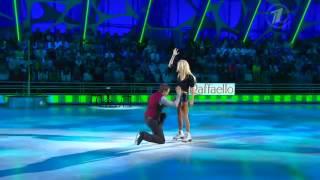 Оскар Кучера и Татьяна Тотьмянина в шоу Ледниковый период  Номинация, профайл и выступление Этап 11