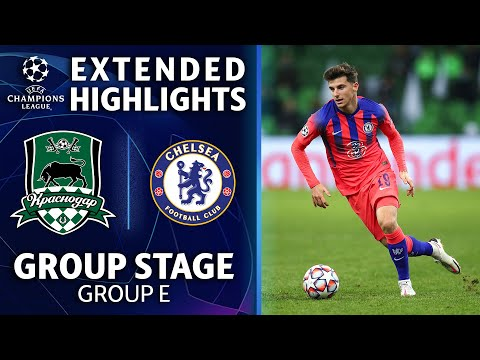 Krasnodar vs. Chelsea: Extended Highlights | UCL on CBS Sports