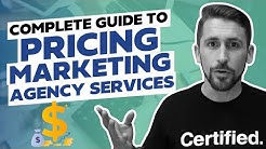 COMPLETE GUIDE to Pricing Digital Marketing Services for Your Agency