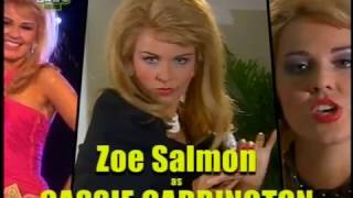 Zöe Salmon  leaving Blue Peter
