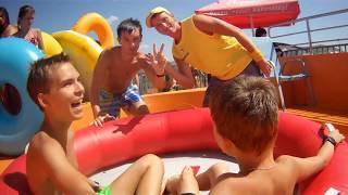 видео Аквапарки Крыма рейтинг, самый большой аквапарк в крыму, аквапарк атлантида крым
