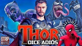 ¡Que Hype! ¿Peter Parker en Venom? ¡Chris Hemsworth deja de ser Thor! ¿Daredevil en INFINITY WAR?