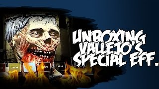 Vallejo Special Effects Paint Set - Review & Unboxing