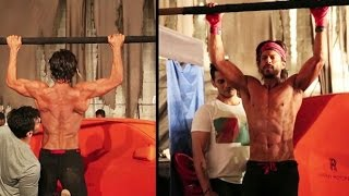 Shah Rukh Khan: 'Made my eight-pack abs in 40 days, I'm naturally beautiful'