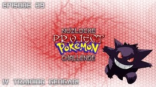 "Roblox Project Pokemon Nuzlocke Challenge - #29 ""IV Training Gengar!"" - Live Commentary"