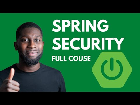 Spring Security | FULL COURSE
