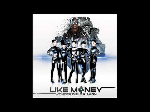 DLMP3 320kb Wonder Girls  Like Money feat Akon