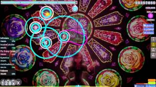 """(my first 100+pp) """"holy shit stop dt farming dude get a life dude"""""""