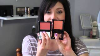 Top 5 Coral Blush Picks ♡ MAC, Nars, Hourglass, Illamasqua!!! Thumbnail