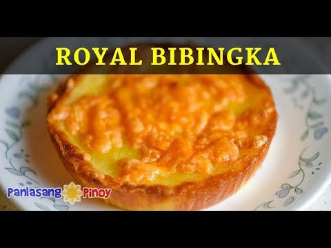 Cooking: How to Cook Royal Bibingka by Panlasang Pinoy