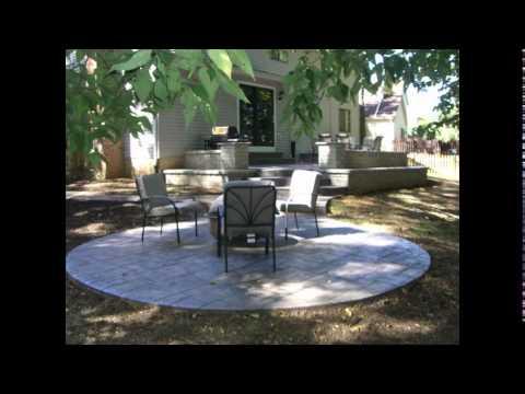 Concrete Patio Designs | Stamped Concrete Patio Designs