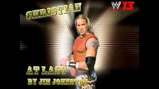 WWF: Christian Theme Song (At Last) Arena Effects WWE
