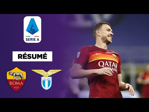 🇮🇹 Résumé - Serie A : La Roma s'offre le derby contre la Lazio !