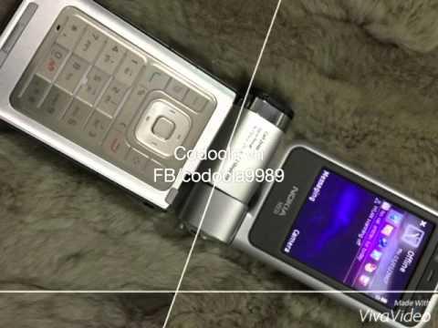 Cổ Độc Lạ - Nokia N93i