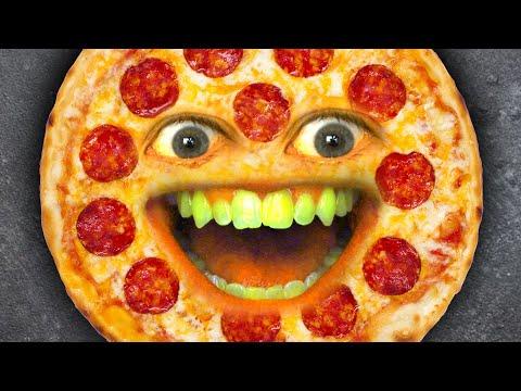 Annoying Orange - Pizza Episodes Supercut!