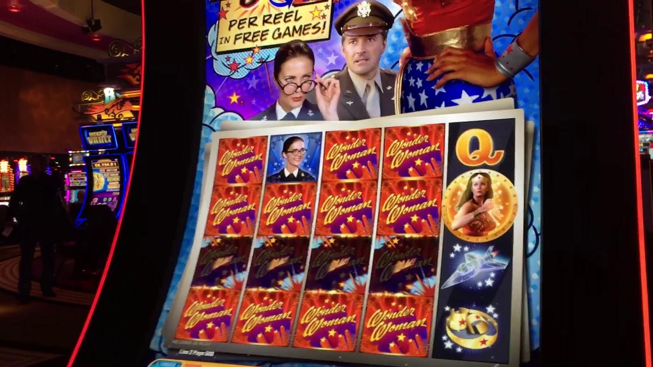 Free Wonder Woman Slot Play