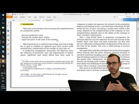 Thesis Writing for Business Students: The Methodology from YouTube · High Definition · Duration:  4 minutes 55 seconds  · 3.000+ views · uploaded on 25.10.2015 · uploaded by Britt van Slyck