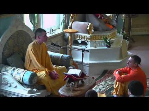 Бхагавад Гита 15.8 - Вальмики прабху