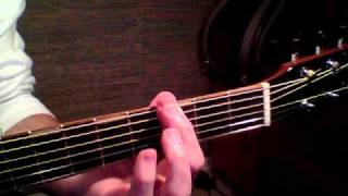 Wichita Lineman guitar lesson
