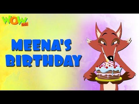 Meena's Birthday - Eena Meena Deeka - Non Dialogue Episode